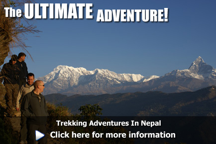 Trekking Adventures In Nepal, click here for more information